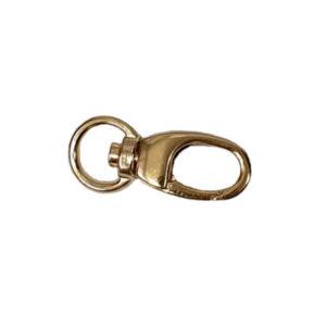 Carabină metalică ovală culoare ORO 10mm